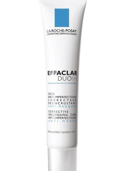 Корректирующий крем-гель «EFFACLAR DUO [+]» для проблемной кожи лица LA ROCHE-POSAY