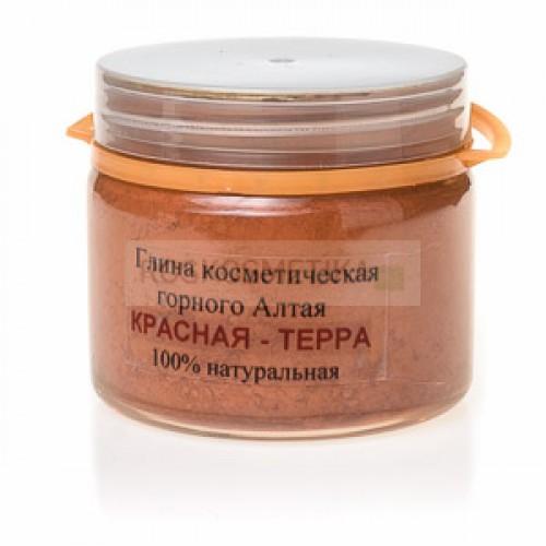 Алтайская красная глина R-COSMETICS