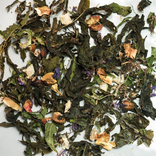 Иван-чай с гранатом и имбирем