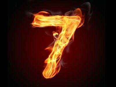 Необычные и магические свойства цифры 7