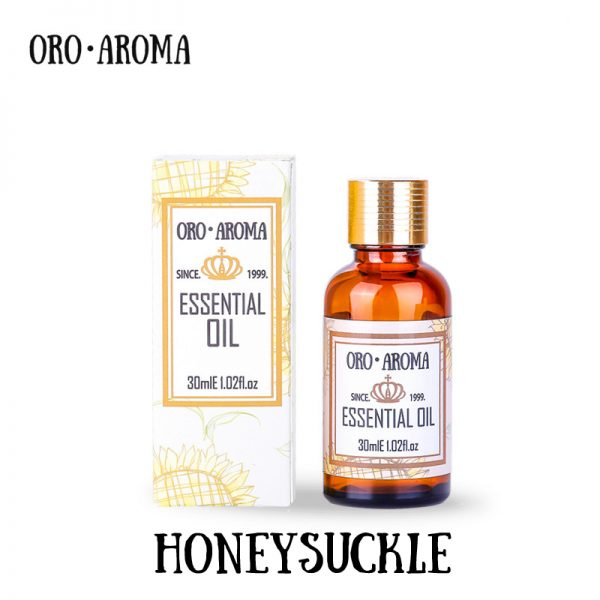 Эфирное масло Жимолость ORO AROMA RD4531