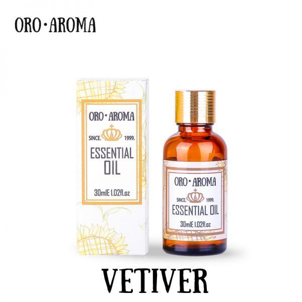 Эфирное масло Ветивер ORO AROMA RD4540