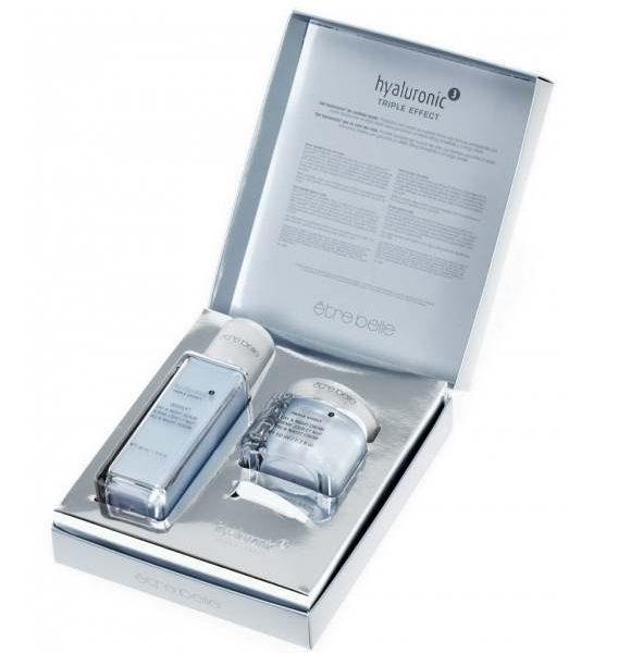 Подарочный набор дневной и ночной крем ETRE BELLE Hyaluronic + Сыворотка (50 мл + 30 мл) 3800