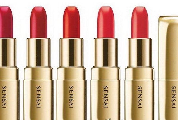 Новая коллекция для губ Sensai Lip Collection Spring 2019