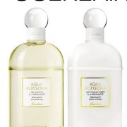 Гель для душа и лосьон для тела Guerlain Aqua Allegoria Bergamot Shower Gel and Body Lotion 2019